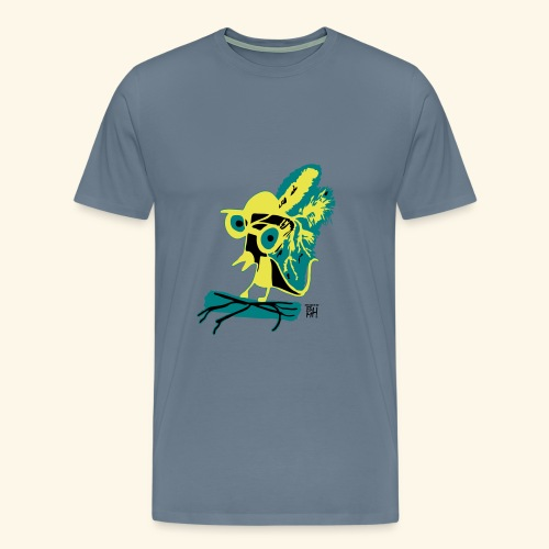 alpenvogel - Männer Premium T-Shirt