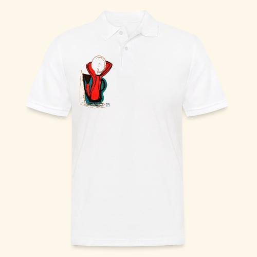 helferlein - Männer Poloshirt