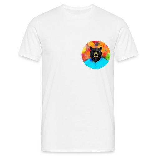 Bear Necessities - Men's T-Shirt
