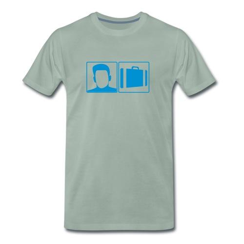 Headcase shirt - Men's Premium T-Shirt