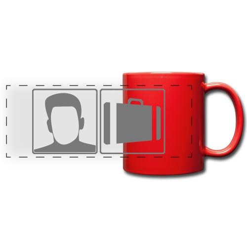Headcase mug - Full Color Panoramic Mug