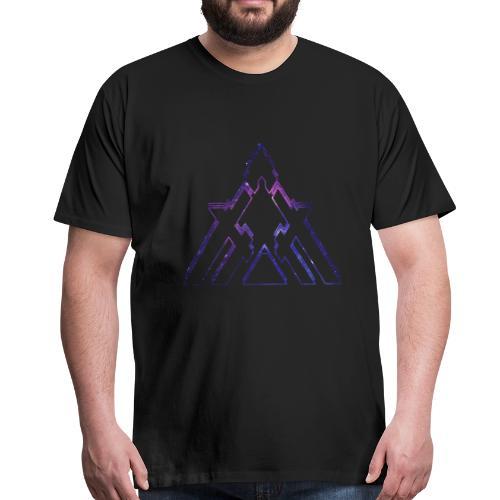 Premium Mens Galactic Tee - Men's Premium T-Shirt