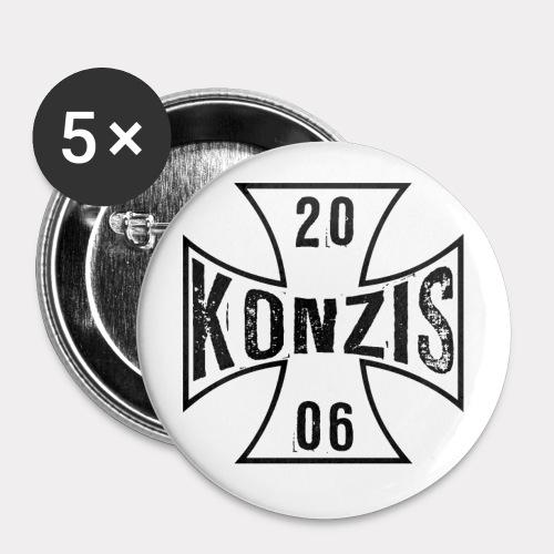 Buttons groß 56 mm - Buttons groß 56 mm