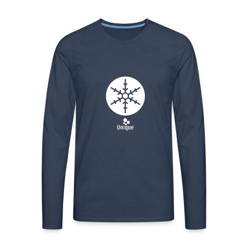 Men's Long Sleeve - Unique - Men's Premium Longsleeve Shirt