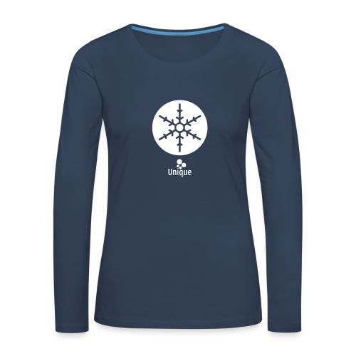 Women's Long Sleeve - Unique - Women's Premium Longsleeve Shirt