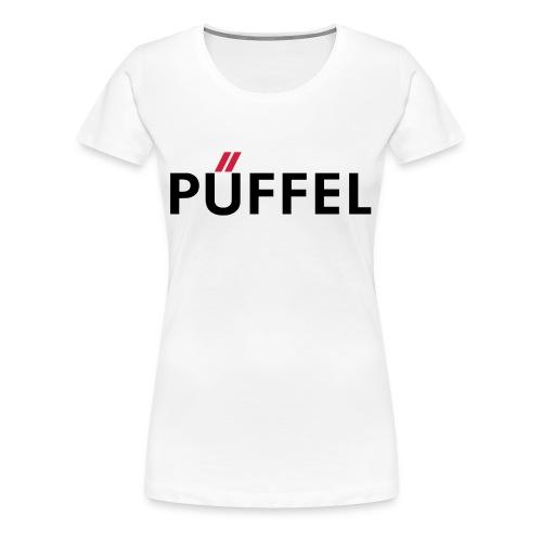 Frauen Shirt Püffel - Frauen Premium T-Shirt