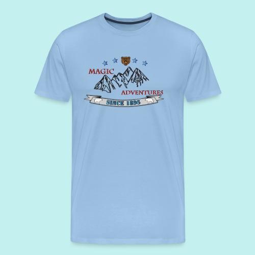 Magic-Adventure - Männer Premium T-Shirt