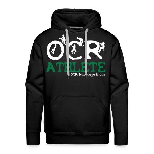 OCR Athlete Heidesprinter Männer Premium Hoodie - Männer Premium Hoodie