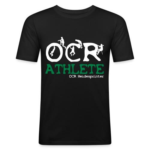 OCR Athlete Heidesprinter Männer Slim Fit T-Shirt - Männer Slim Fit T-Shirt