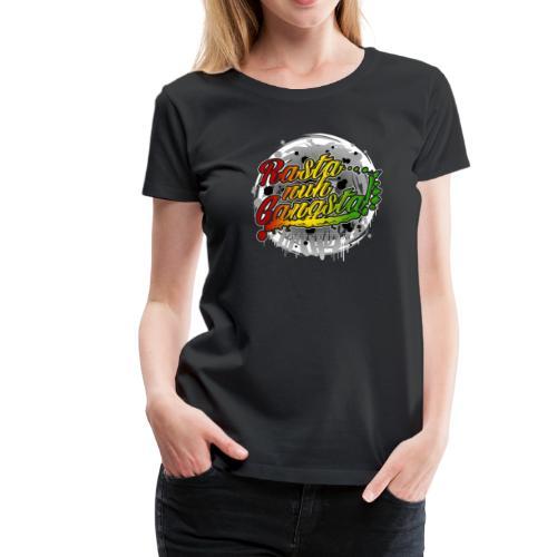 Rasta nuh Gangsta - Frauen Premium T-Shirt