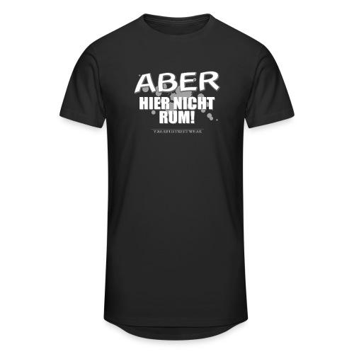 Aber nicht rum - Männer Urban Longshirt