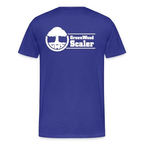 T-Shirt Bernd Digitaldruck - Männer Premium T-Shirt