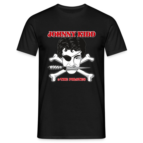 Johnny Kidd man - Men's T-Shirt