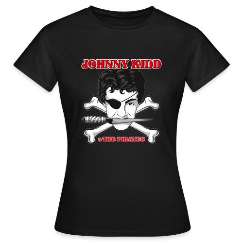 Johnny Kidd woman - Women's T-Shirt