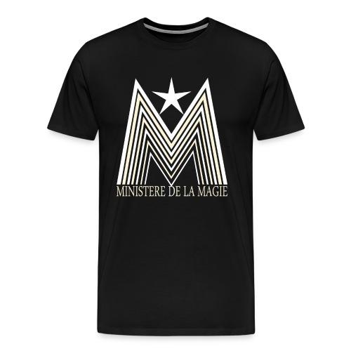 Ministère de la Magie - T-shirt Premium Homme