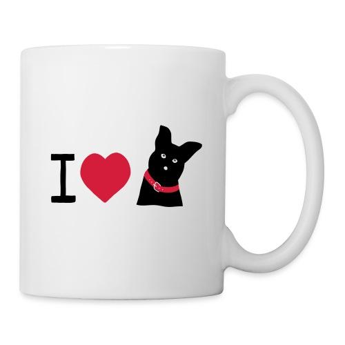 I love Dogs - Tasse