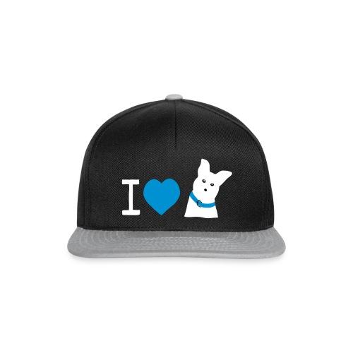 I love Dogs - Snapback Cap