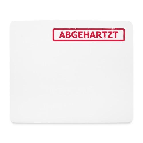 ABGEHARTZT Hartz 4 IV vier Stempel Vektor - Mousepad (Querformat)