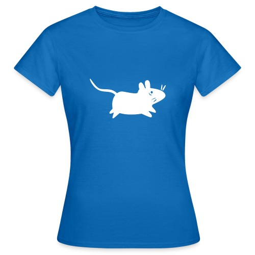 X-Mouse Female - Frauen T-Shirt