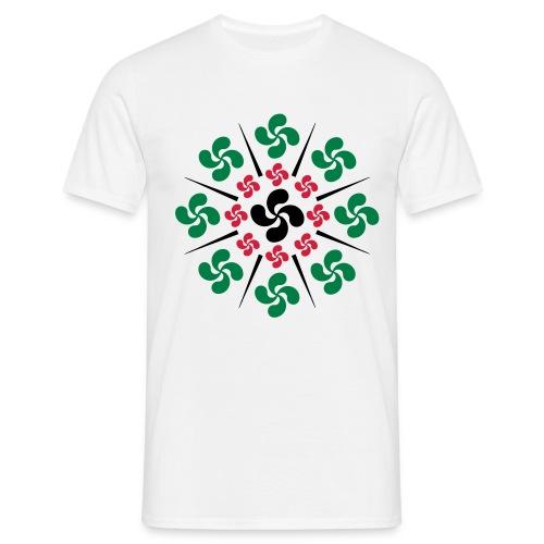 Croix basques - T-shirt Homme