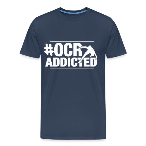 #OCR Addicted Männer Premium T-Shirt - Männer Premium T-Shirt