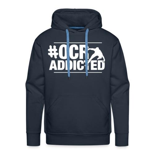 #OCR Addicted Männer Premium Hoodie - Männer Premium Hoodie