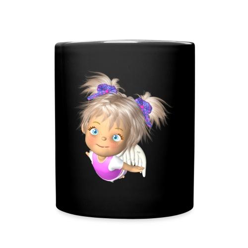 Baby Mädchen Girl - Tasse einfarbig