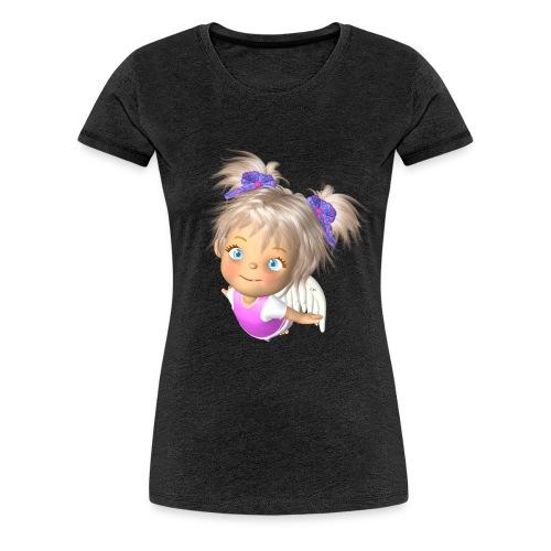 Baby Mädchen Girl - Frauen Premium T-Shirt