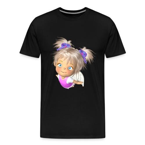 Baby Girl Mädchen - Männer Premium T-Shirt