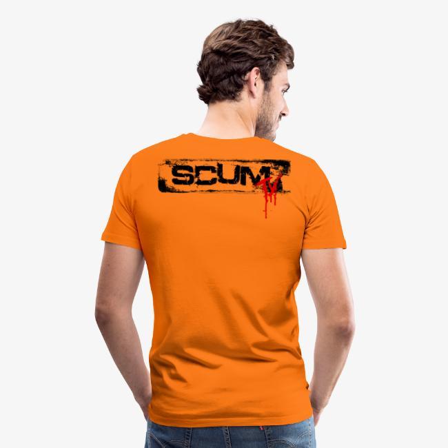 OutKasts.EU Scum Men's Premium T-Shirt