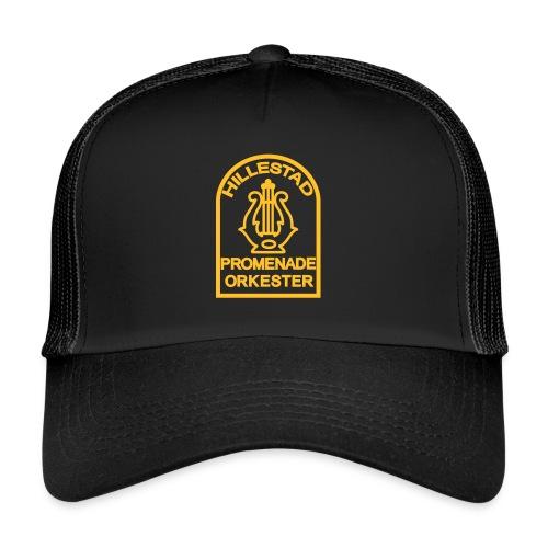 Caps med HPO logo - Trucker Cap