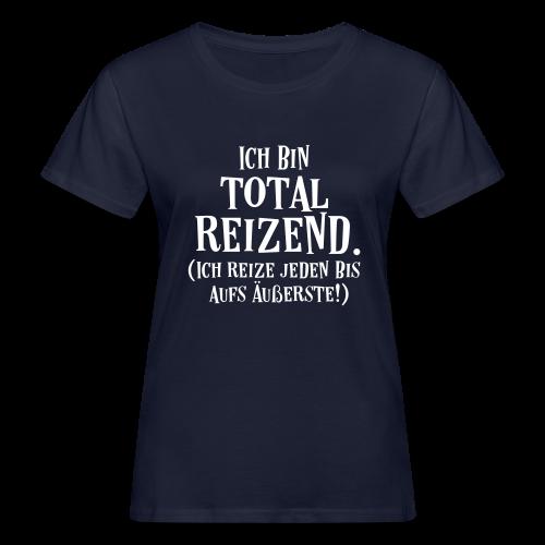 Choleriker Spruch T-Shirt - Frauen Bio-T-Shirt