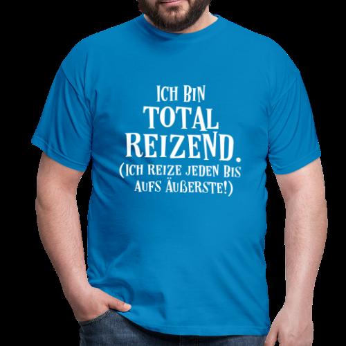 Choleriker Spruch T-Shirt - Männer T-Shirt