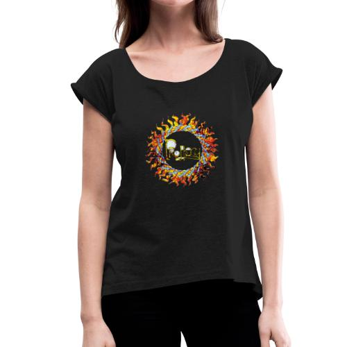 Prophesy - Women's T-Shirt with rolled up sleeves