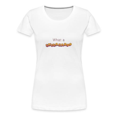 Skibabadoo - Premium Women's Shirt (SUPER SOFT!) - Women's Premium T-Shirt