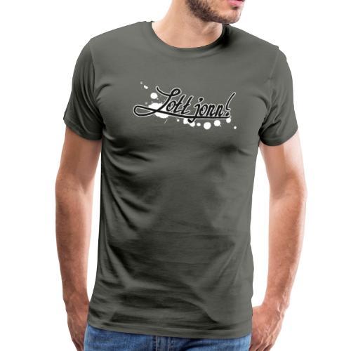 Lott Jonn - Männer Premium T-Shirt