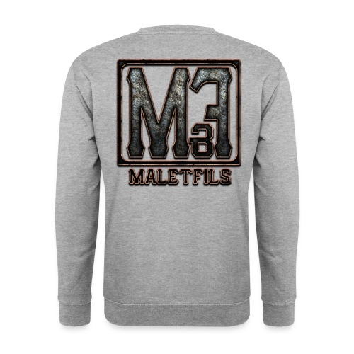 maletfils - Sweat-shirt Homme