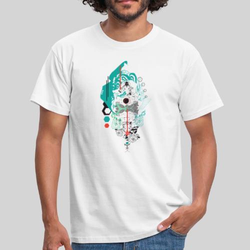 Abstract Geometry - Männer T-Shirt
