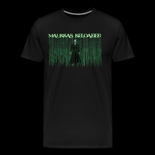 Maillot Maurras reloaded - T-shirt Premium Homme