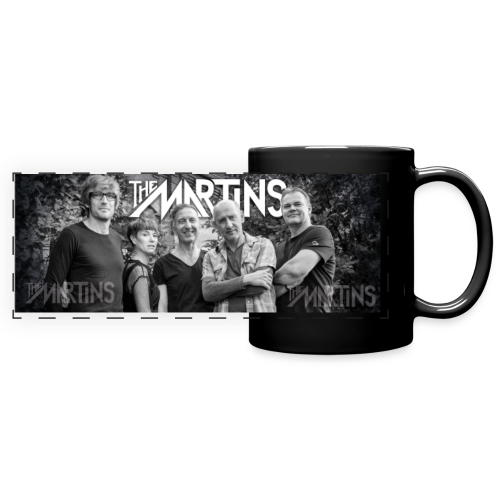 The Martins 2018 (black) - Panoramatasse farbig