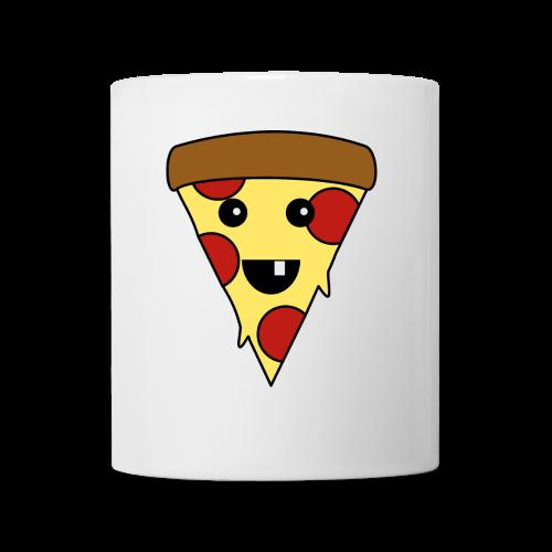 Fröhliche Pizza Tasse - Tasse