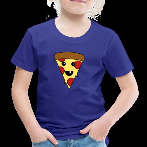 Fröhliche Pizza Kinder T-Shirt - Kinder Premium T-Shirt