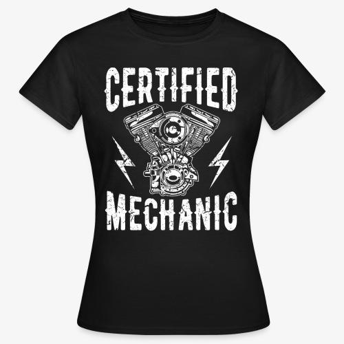 T-Shirt Femme | CarNews France - T-shirt Femme