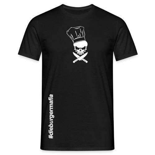 #dieburgermafia - Männer T-Shirt