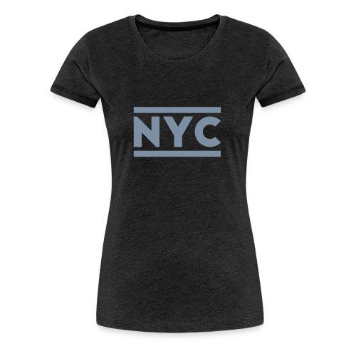 NYC Tshirt Women - Camiseta premium mujer