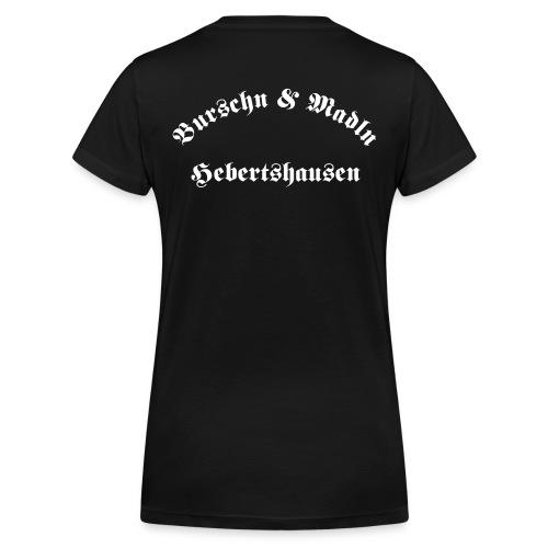 Damen T-Shirt (V-Ausschnitt) - Frauen Bio-T-Shirt mit V-Ausschnitt von Stanley & Stella