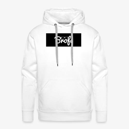 BROFI Hoodie - Männer - Männer Premium Hoodie