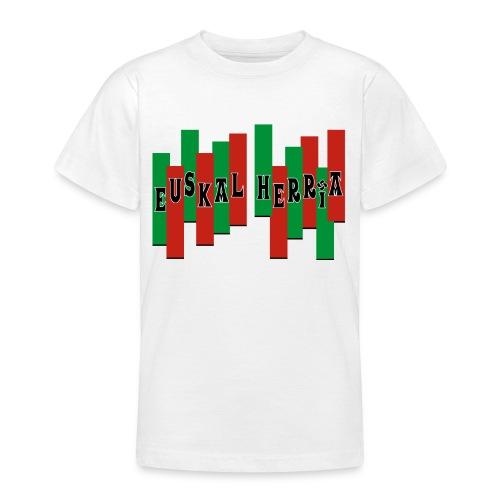 Pays Basque - T-shirt Ado