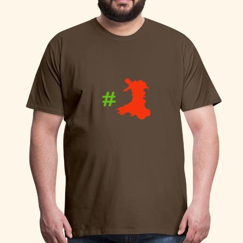 Welsh Tee - Men's Premium T-Shirt