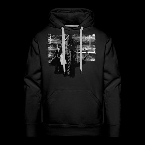 By any means - Sweat-shirt à capuche Premium pour hommes